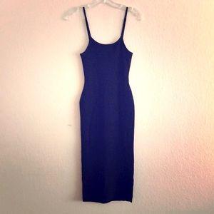 NWOT Bodycon Midi Dress